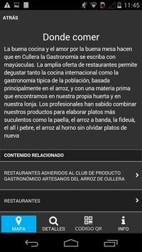 Audioguía Cullera screenshot 3