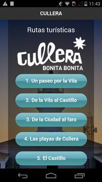 Audioguía Cullera poster