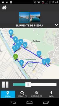 Audioguía Cullera screenshot 1