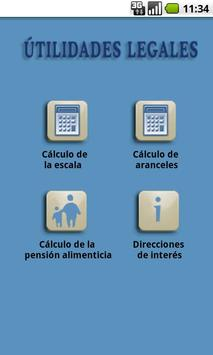 Utilidades Legales(TRIAL) poster