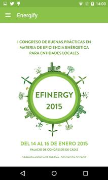 Energify - Eventum poster