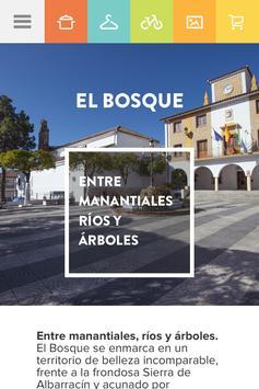 Conoce El Bosque poster
