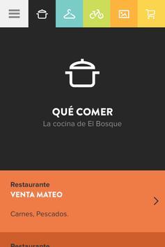 Conoce El Bosque apk screenshot