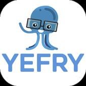 Yefry icon