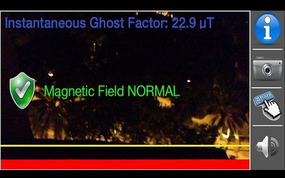 Ghost Detector screenshot 1