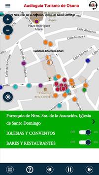 Audioguía Turismo de Osuna screenshot 2