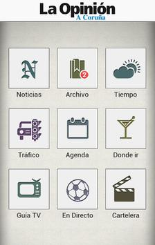 La Opinion A Coruña apk screenshot