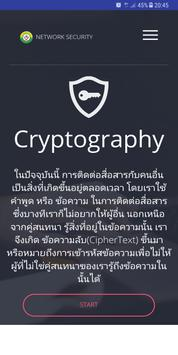 Cryptography poster