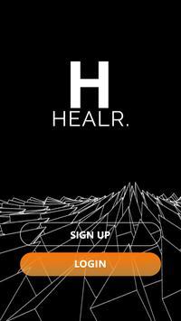 Healr. poster