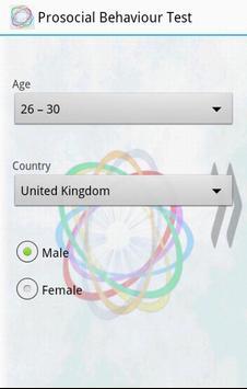 Prosociality Test apk screenshot
