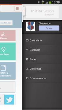 Colegio Chesterton screenshot 1