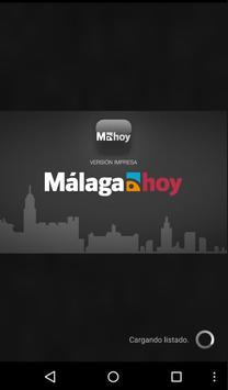 Málaga Hoy poster