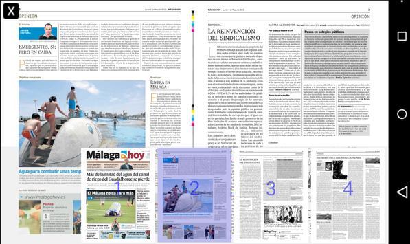 Málaga Hoy apk screenshot