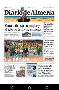 Diario de Almería apk screenshot