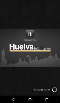 Huelva Información apk screenshot