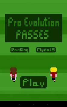Pro Evolution Passes poster