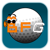 Eyes-free Golf (BFG) icon
