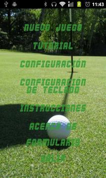 Eyes-free Golf (BFG) poster