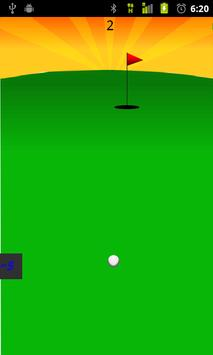 Eyes-free Golf (BFG) apk screenshot