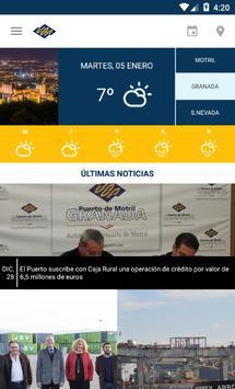 Puerto de Motril poster
