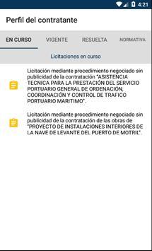 Puerto de Motril screenshot 3