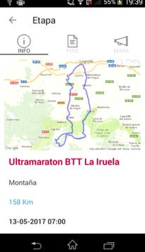 BTT  LA IRUELA apk screenshot