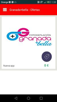 Granada + bella poster