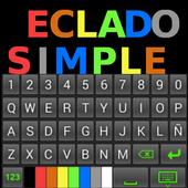 Teclado Simple icon
