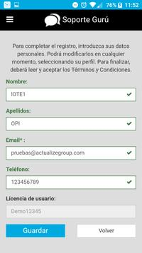 Smart Support Ecuador apk screenshot