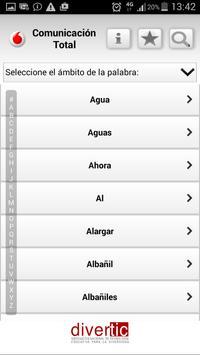 Comunicación Total captura de pantalla 3