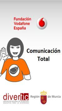Comunicación Total Poster