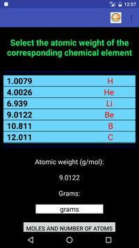 Chemical tool screenshot 3