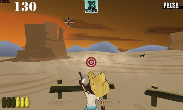 GunMan - Galería de tiro screenshot 1