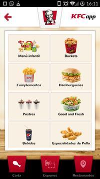 KFC España poster