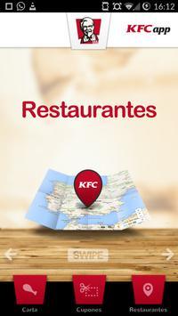 KFC España apk screenshot