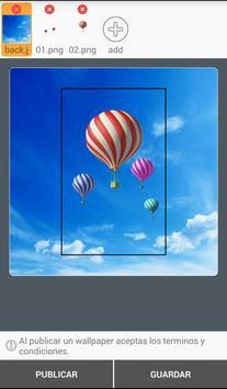 Wallpapers 3D screenshot 4