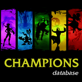 Champions DataBase icon