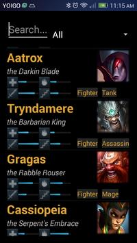 Champions DataBase poster