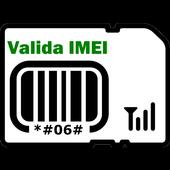 Valida IMEI icon