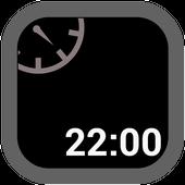 Clock and Photo Slideshow icon
