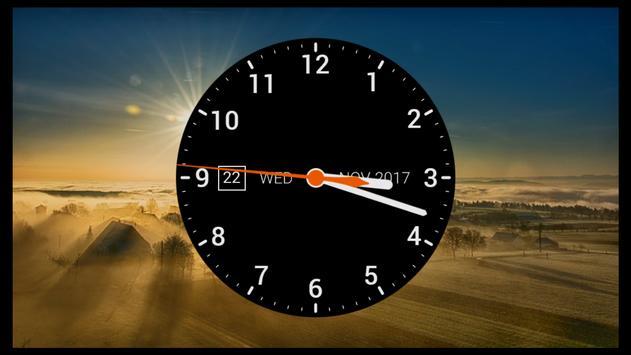 Clock and Photo Slideshow screenshot 5