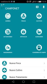 CampoNet screenshot 1