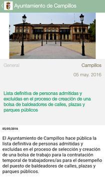 Campillos apk screenshot