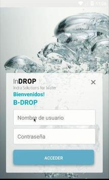 B-DROP poster