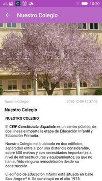 CEIP Constitución Española screenshot 5