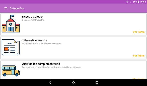 CEIP Constitución Española screenshot 9