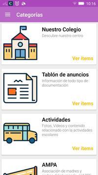CEIP Constitución Española screenshot 1