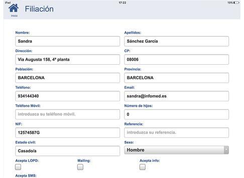 Clinipad Lite apk screenshot