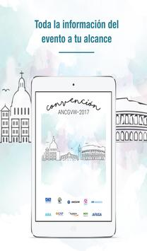 Convención ANCGVW 2017 screenshot 4