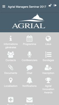Agrial Managers Seminar 2017 poster